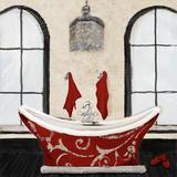 Red Villa Bath I
