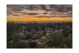 Sunset Over Oakland