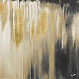 Gold Paysage I (gold foil)