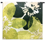 Bloomer Tile VI Wall Tapestry - Small