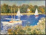 Bassin d'Argenteuil  c1874