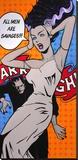 All Men Are Savages Tableau sur toile par Mike Bell