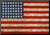 Flag  1954-55