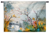 Lovers At Chi Tou Wall Tapestry - Small