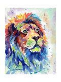Multicolour Lion