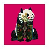 Sitting Panda (Variant 2)