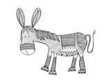 Animals Donkey