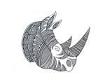 Animal Head Hippo