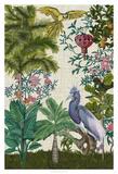 Paradis Chinoiserie I Giclée par Naomi McCavitt