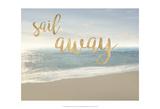 Beach Sail Away