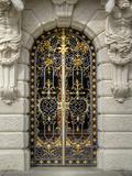 Schloss Linderhof Door