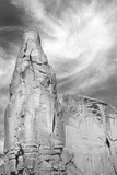 Navajo Skies BW