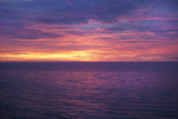 Sunset at Sea II