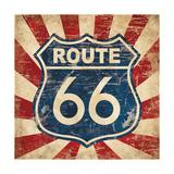 Route 66 I Sq