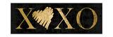 Gold XOXO