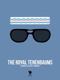 The Royal Tenenbaums 1 Reproduction d'art par David Brodsky