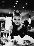 "Audrey Hepburn. ""Breakfast At Tiffany's"" 1961, Directed by Blake Edwards Reproduction d'art"