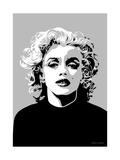 Marilyn - Goodbye Norma Jean Reproduction d'art par Emily Gray