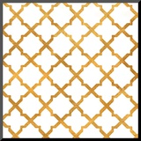 Gold Lattice I (gold foil)