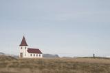 Church Hellnakirkja  Hellnar  Snaefellsnes  West Iceland