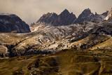 Italy  the Dolomites  Villnšsstal  Geislerspitzen  South Tyrol  Valley