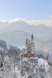 Germany  Bavaria  AllgŠu  Neuschwanstein Castle