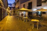 Pedestrian Area  Santa Cruz De La Palma  La Palma  Canary Islands  Spain  Europe