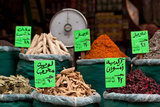 Egypt  Cairo  Islamic Old Town  Shop  Spices