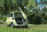 Elsenfeld  Bavaria  Germany  Bmw Isetta  Model 1960  Cubic Capacity 250 Ccm  12 Hp