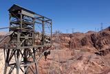 USA  Arizona and Nevada  Hoover Dam