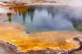 USA  Yellowstone National Park  Midway Geyser Basin