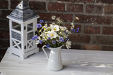 Bouquet  Summer Flowers  Lantern