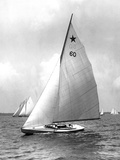 Star Class Boat Themis in Race of 1922