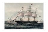 Clipper Ship Nightingale 1854