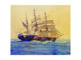 Nantucket Whaler  Andrew Hicks