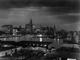 City of Baltimore at Night