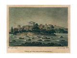 View of Richmond  Virginia  1817