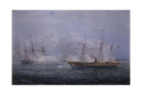 Battle Between the Uss Kearsarge and Css Alabama