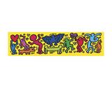 Sans titre, 1987 Reproduction d'art par Keith Haring