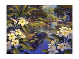 Parfum de paradis Reproduction d'art par Kerne Erickson