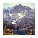 Mountain Lake Sierras