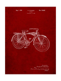 Schwinn 1939 BC117 Bicycle Patent