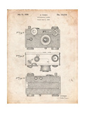 Fassin Photographic Camera Patent