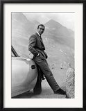 "Sean Connery ""007  James Bond: Goldfinger"" 1964  ""Goldfinger"" Directed by Guy Hamilton"