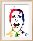 American Psycho Watercolor