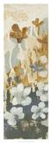 Drippy Flower Abstract II Giclée premium par Jennifer Goldberger