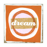 Dream Lettering on Circles