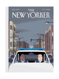 The New Yorker Cover - October 3  2016