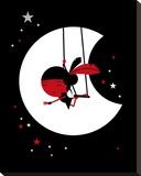 In the Stars Tableau sur toile par Spencer Wilson