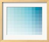 Aqua Rectangle Spectrum